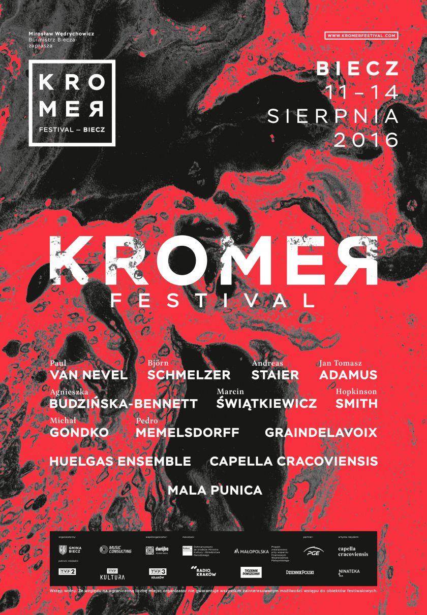 Kromer Festival – festiwal historii opowiedzianej gwiazdami.