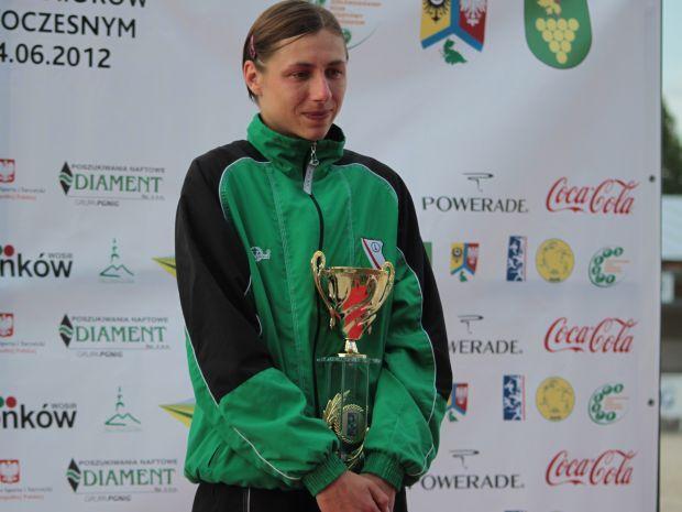 Sylwia Gawlikowska zdaniem męża i trenera jest w gronie faworytek do medalu (fot. pentathlon.org.pl)