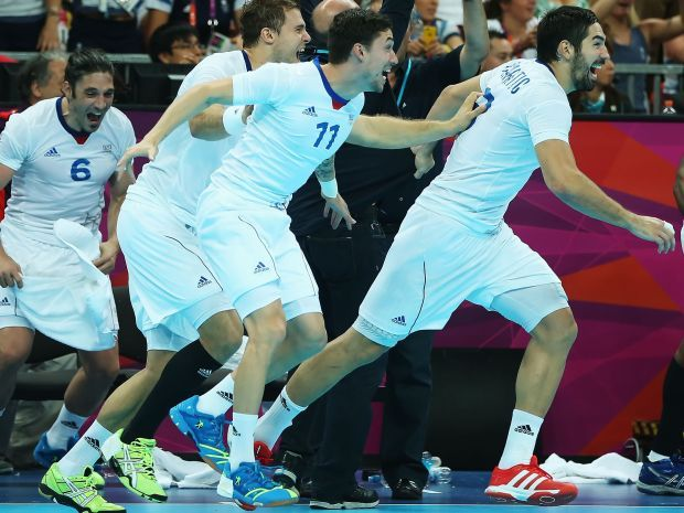 Francuzi zdobyli drugi złoty medal olimpijski z rzędu (fot. Getty Images)