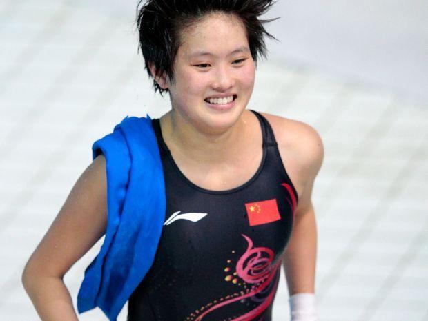 Chen ma już na koncie cztery złote medale olimpijskie (fot. Getty Images)