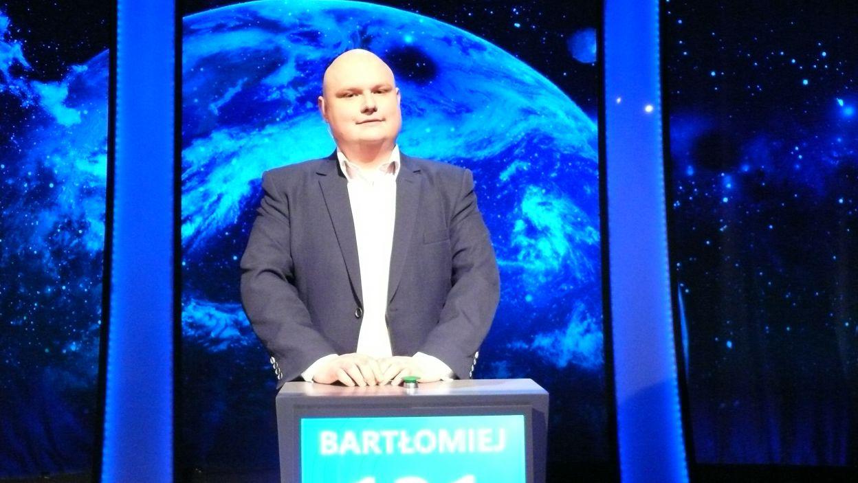 Bartłomiej Werbiński - zwycięzca 6 odcinka 104 edycji