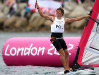 Przed wyścigiem medalowym Miarczyński był czwarty (fot. PAP/EPA)