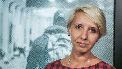 Aneta Łuczak </br> kierownik projektu