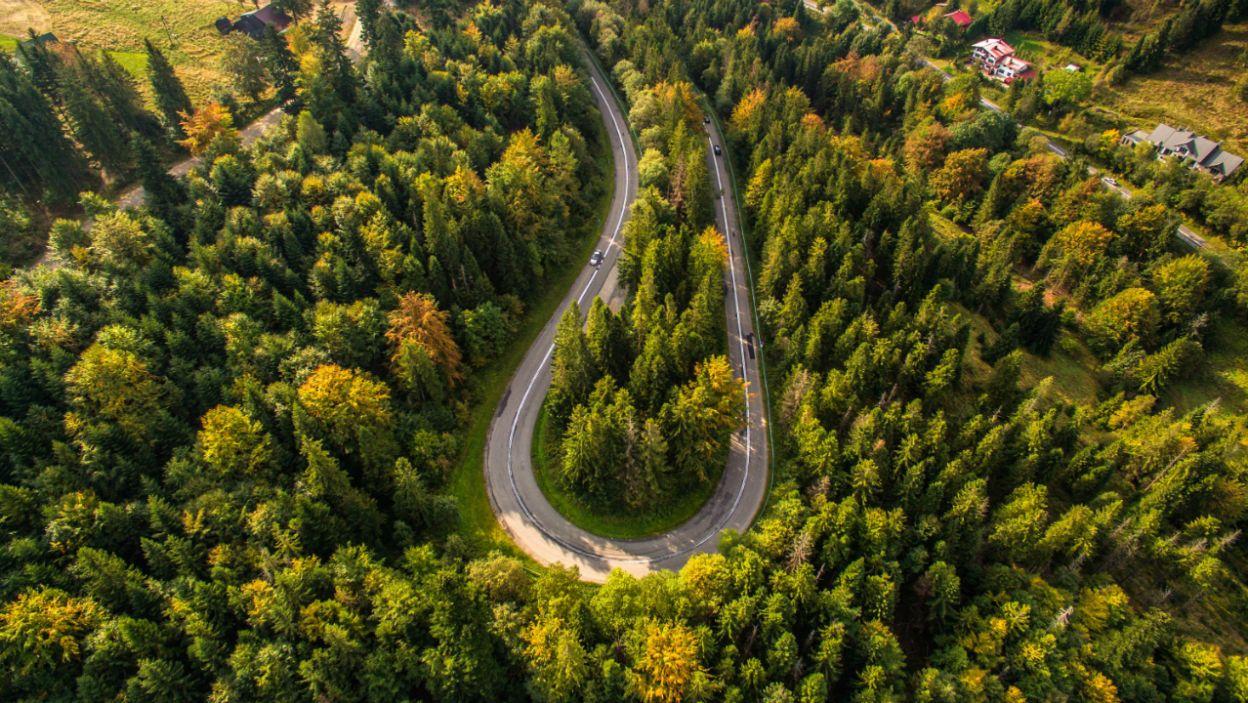Przełęcz Salmopolska obfituje w zapierające dech w piersi widoki (fot. slaskie.travel/ J.Krawczyk)