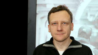 Tomasz Grimm </br> grafik, scenograf