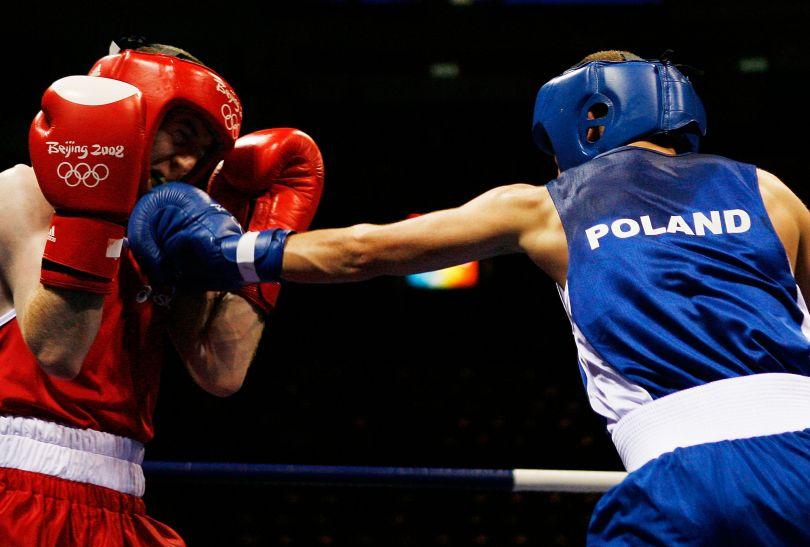 W Lodnynie zabraknie też olimpijczyka z Pekinu – Rafała Maszczyka (P) (fot. Getty Images)
