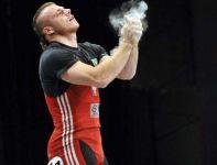 Adrian Zieliński – kat. 85 kg (fot. PAP/EPA)