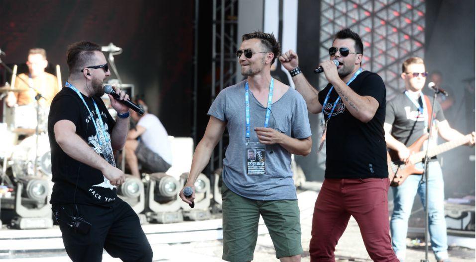 Liber, InoRos i futbolowa gorączka (fot. TVP)