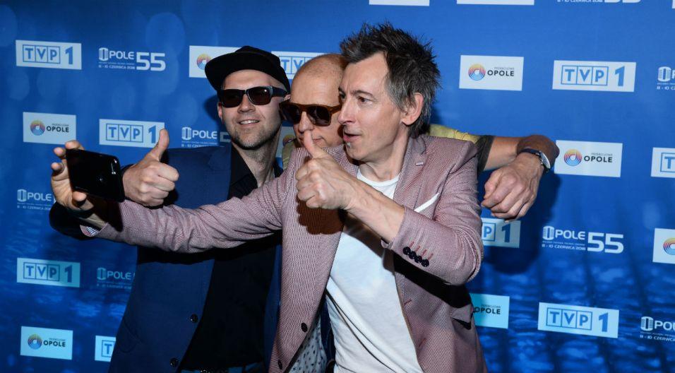 Podczas Premier poza konkursem usłyszymy zespół Leszcze (fot. J. Bogacz/TVP)