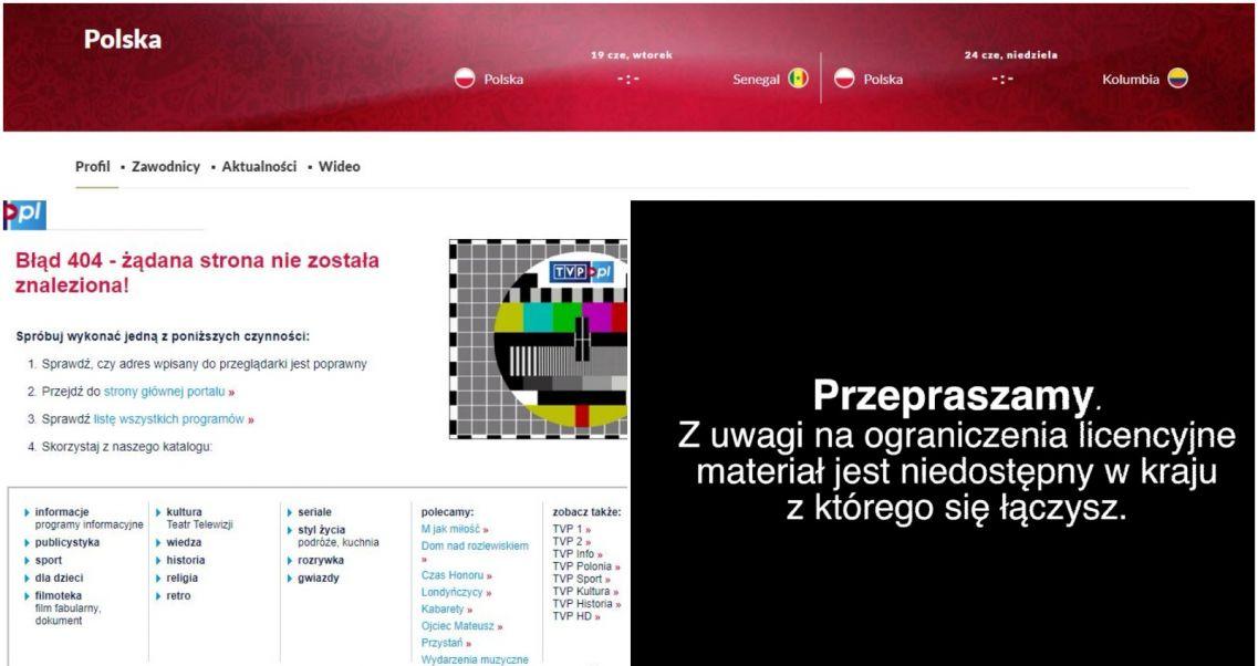 9f18048f2ae0eb FAQ: problemy z transmisjami sport.tvp.pl i w aplikacji TVP Sport ...