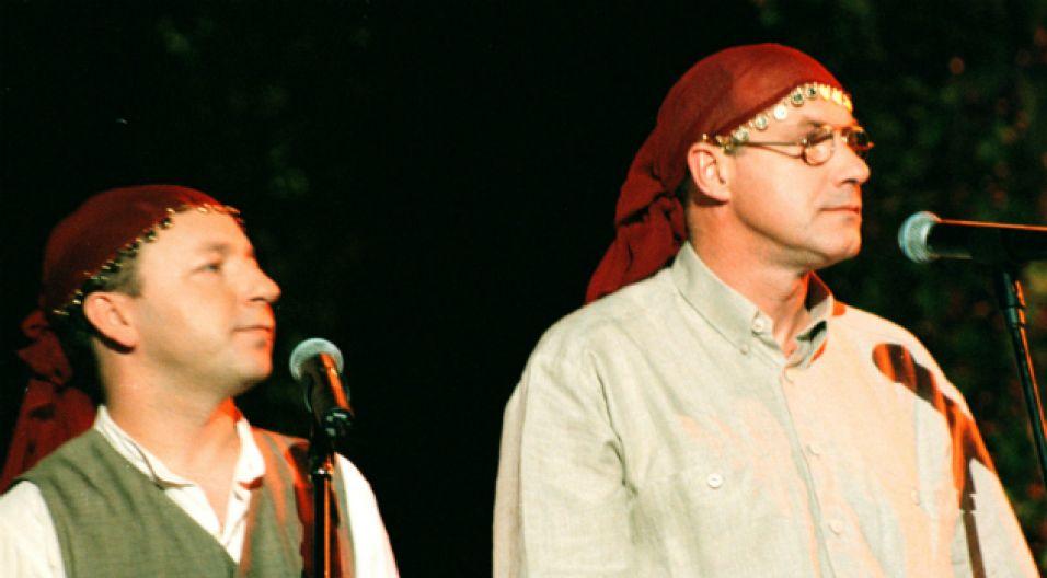 Piotr Machalica i Zbigniew Zamachowski (fot. TVP)