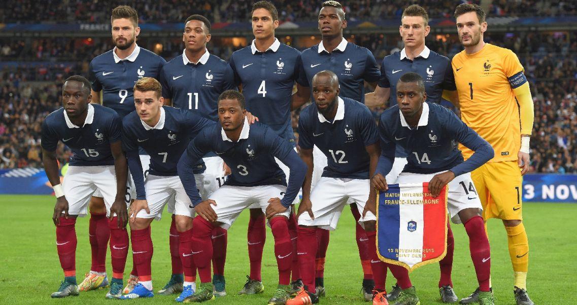 d8796614c Francuska kadra w komplecie poleci na mecz z Anglią (sport.tvp.pl)