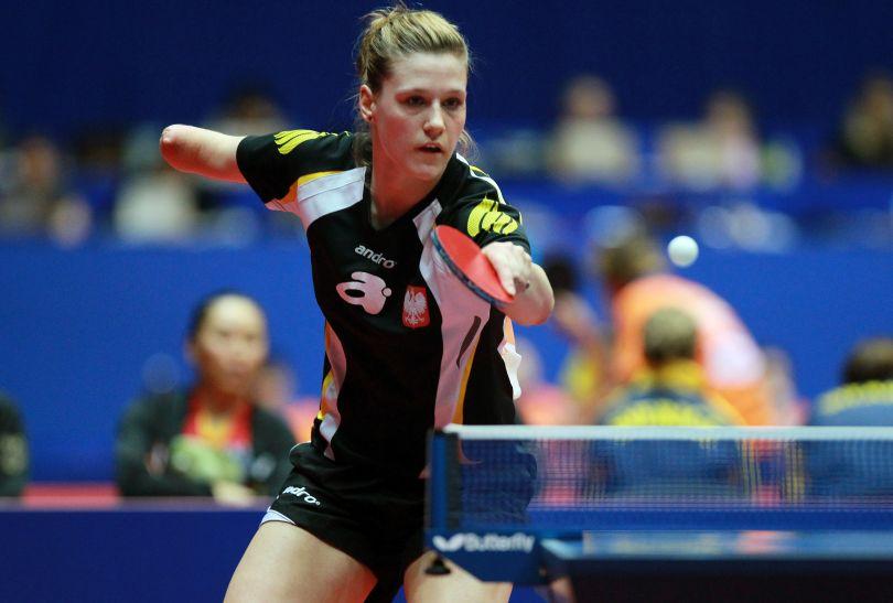 Natalia Partyka awansowała do turnieju olimpijskiego z kwalifikacji europejskich (fot. Getty Images)