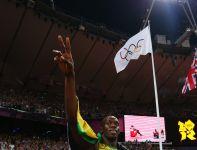 Usain Bolt stworzył prawdziwe show (fot. Getty Images)