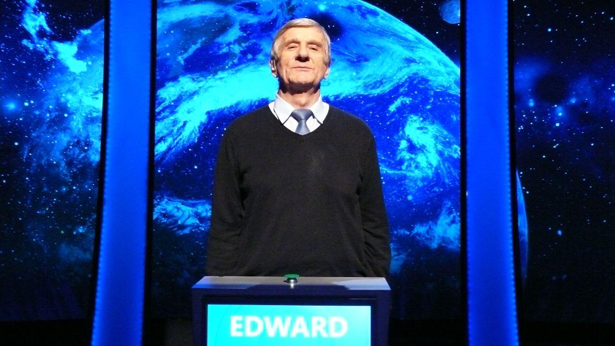 Pan Edward Bidziński został zwycięzcą 13 odcinka 116 edycji