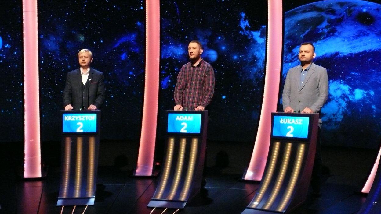 Finał 2 odcinka 113 edycji należy do męskiego składu zawodników
