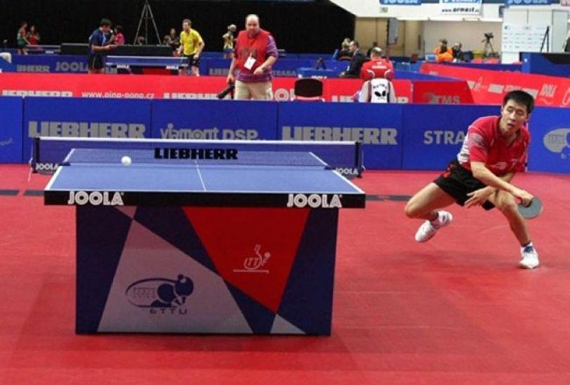 Wang Zeng Yi zadebiutuje w igrzyskach olimpijskich (fot. PZTS/Ireneusz Stosik)