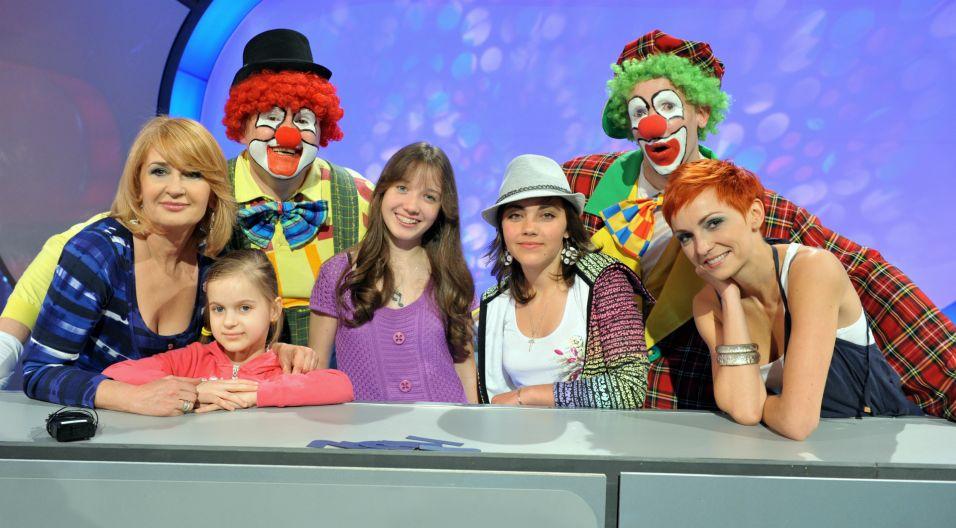 Uznanie budzi nie tylko działalność artystyczna wokalistki, ale również jej zaangażowanie w akcje charytatywne (fot. TVP)