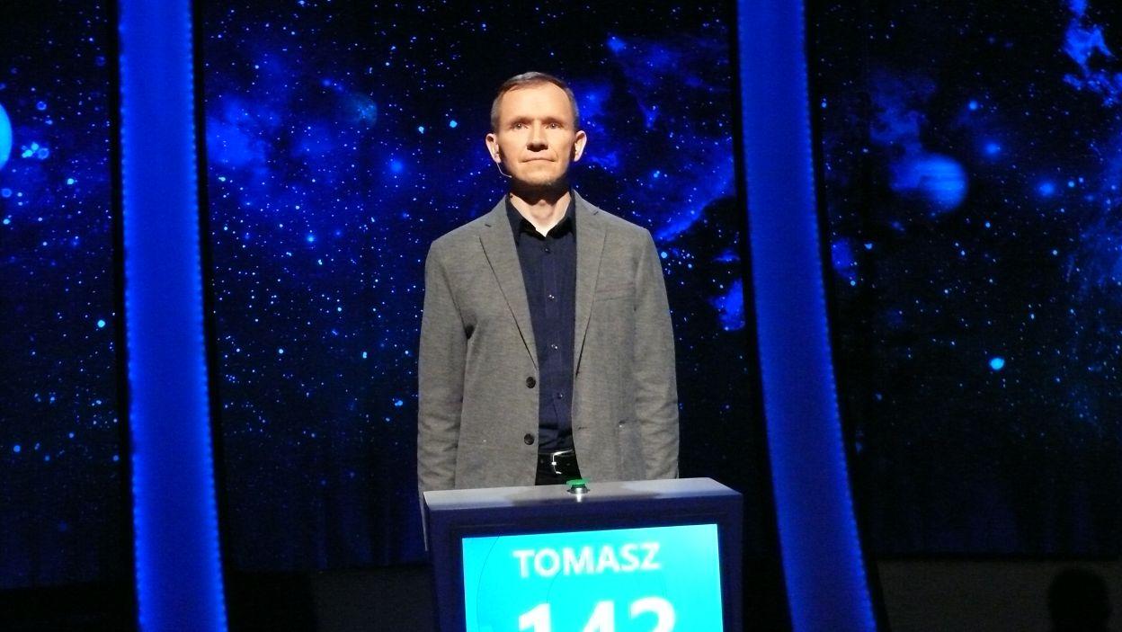 Tomasz Malarz - zwycięzca 2 odcinka 105 edycji