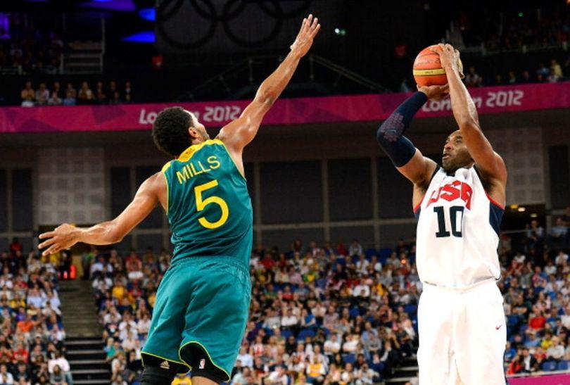 Kobe Bryant w akcji (fot.Getty Images)