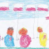 Iza Rogozińska, 6 lat, Godziszewy