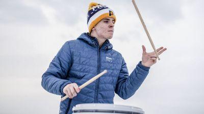 Grzegorz Chwaliński – perkusja