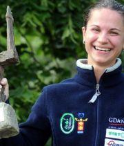 Karolina Chlewińska (fot. PAP)
