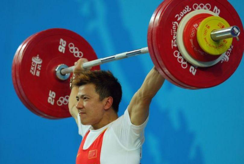 Zhang Xiangxiang – mistrz w kategorii 62 kg (fot. Getty Images)