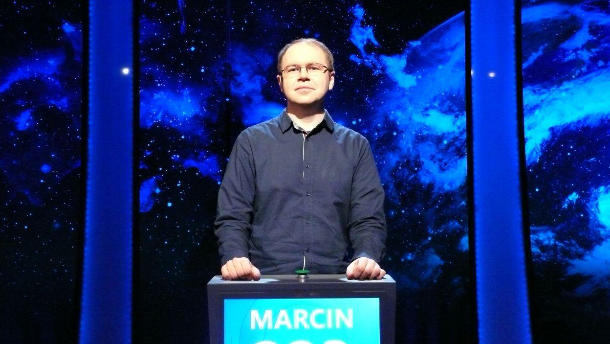Marcin Pełczyński - zwycięzca 4 odcinka 103 edycji