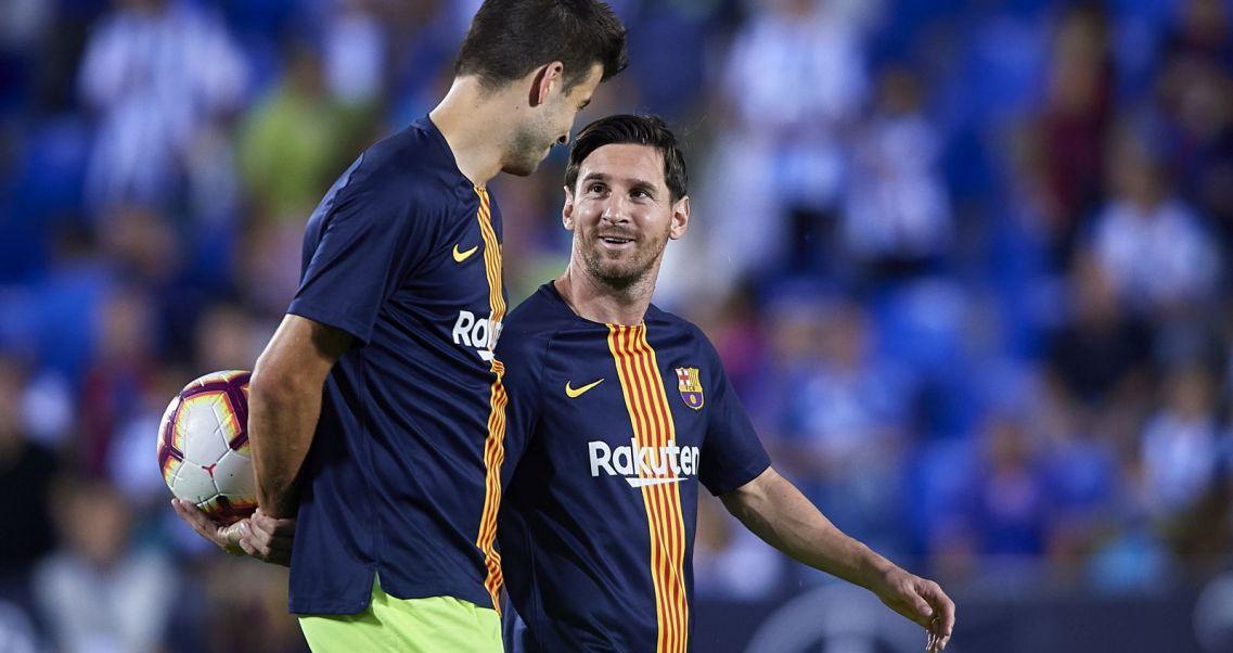 64d5cfd18 Messi nie taki spokojny. Pique: to jeden z największych trolli ...