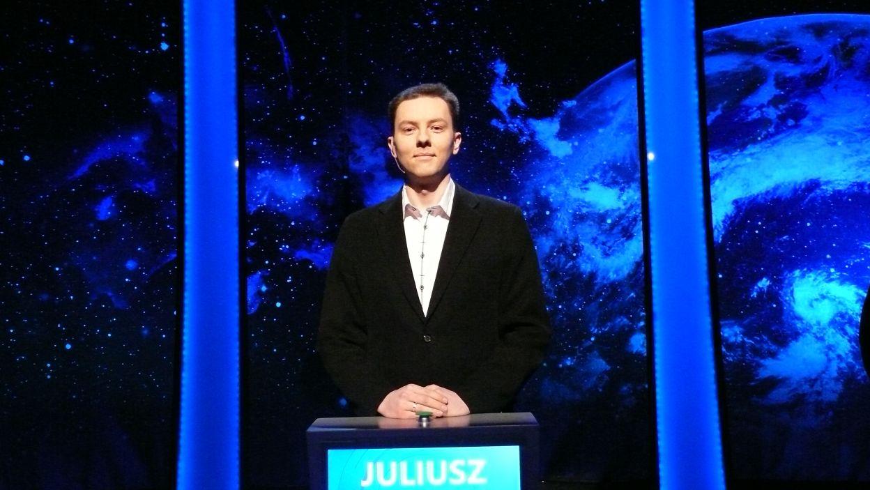 Juliusz Kowalczyk - zwycięzca 14 odcinka 104 edycji