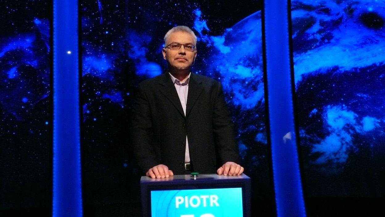 Piotr Skurzyński - zwycięzca 1 odcinka 112 edycji