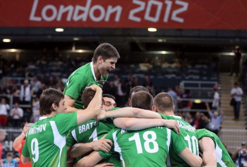 Po gładkim zwycięstwie nad Niemcami Bułgarzy zagrają o medale (fot.Getty Images)