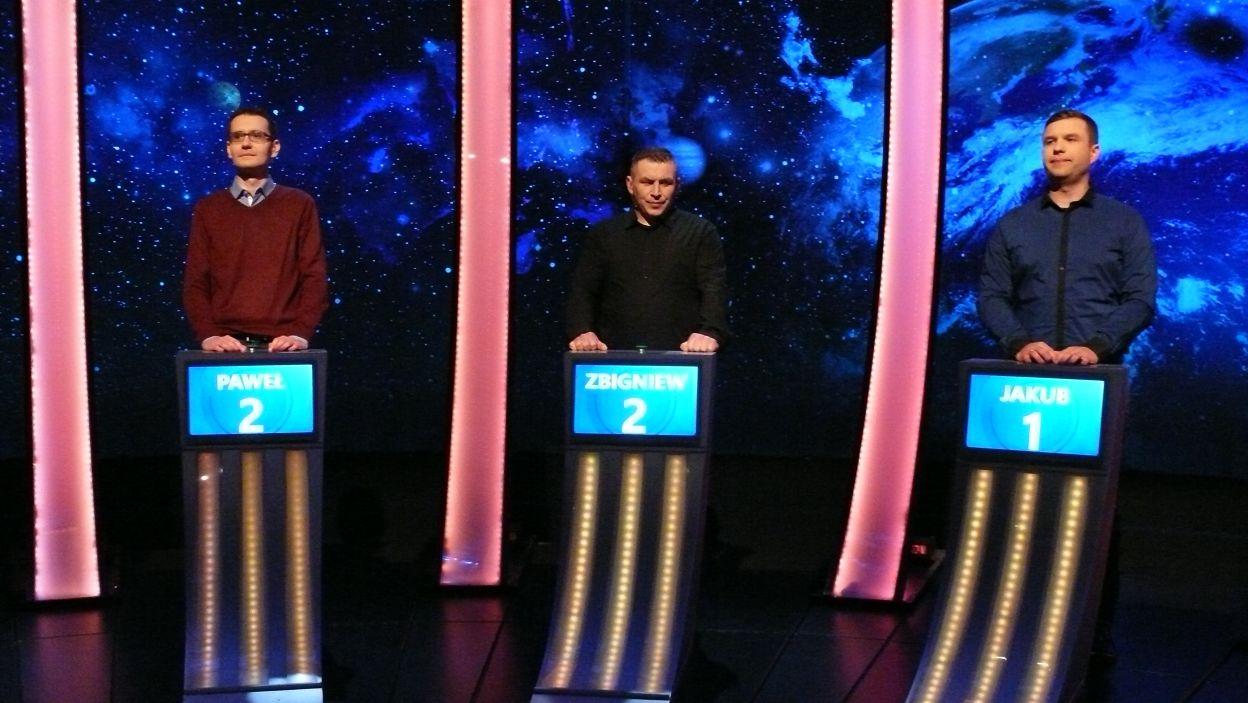 A do finału dostała się następna trójka finalistów