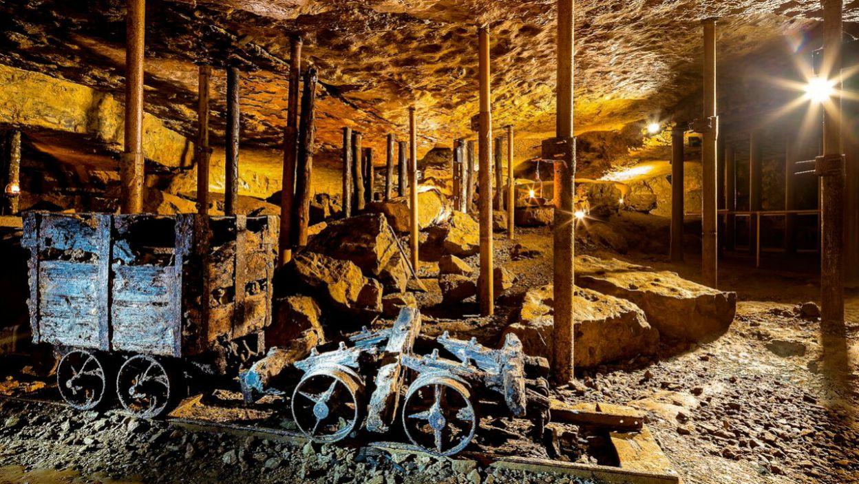 Zabytkowa Kopalnia Srebra w Tarnowskich Górach jest wpisana na Listę Światowego Dziedzictwa UNESCO – trudno się dziwić, jest przepiękna! (fot. Kopalnia Srebra)