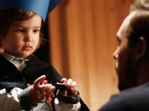To poważny krok w życiu Zbyszka i jego ojca. Przedszkolak w domu – to jest wyzwanie! (fot. TVP)