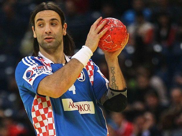 Ivano Balić od wielu lat jest liderem reprezentacji Chorwacji (fot. Getty Images)