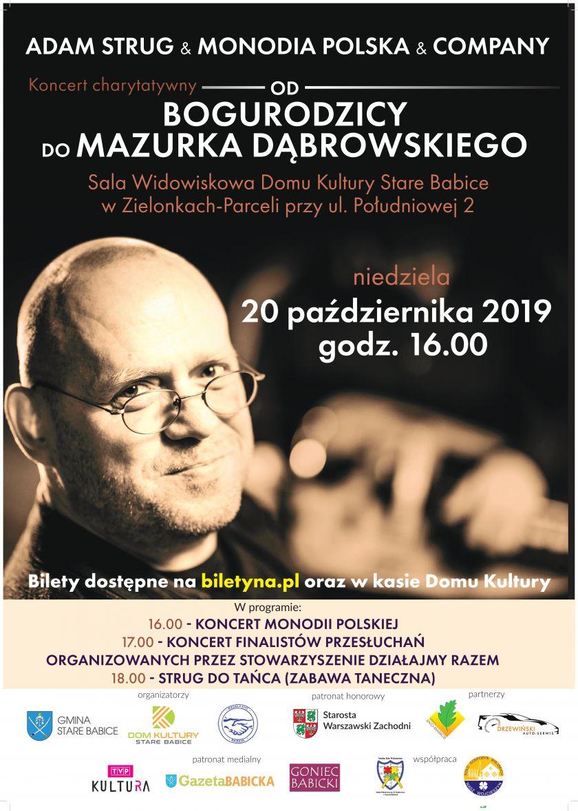 Charytatywny koncert