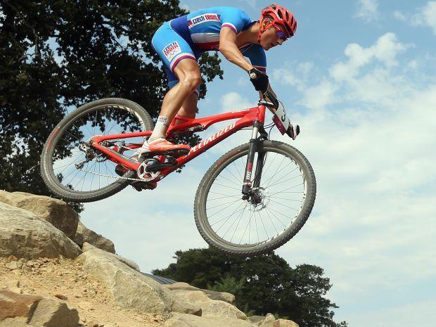 Kulhavy jest także mistrzem świata z 2011 r. i dwukrotnym mistrzem Europy (fot. Getty Images)