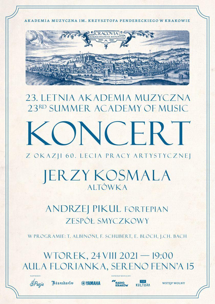23. Letnia Akademia Muzyczna w Krakowie