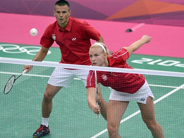 Polski mikst ma czego żałować (fot. Getty Images)