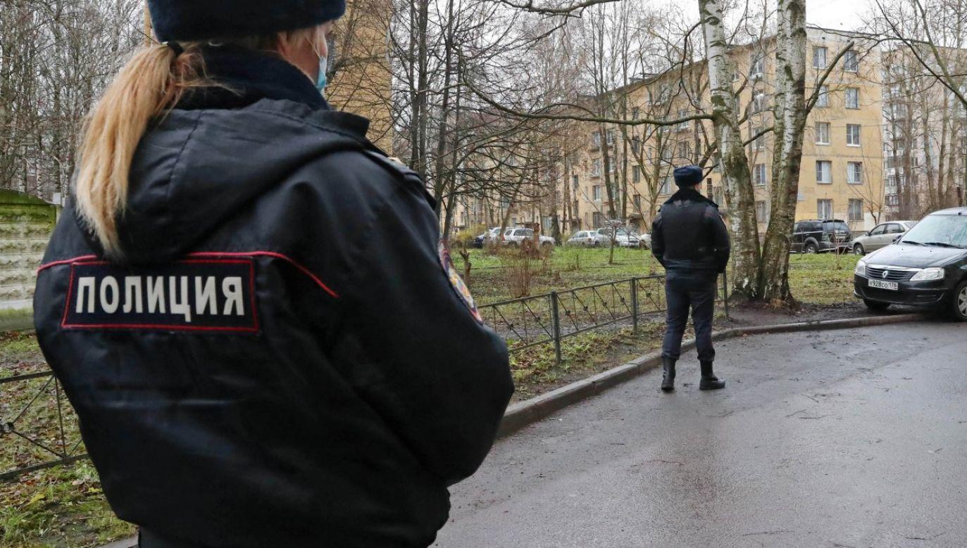"""""""Nadwołżańskim maniak"""" był poszukiwany niemal 10 lat (zdjęcie ilustracyjne) (fot. Peter Kovalev\TASS via Getty Images)"""