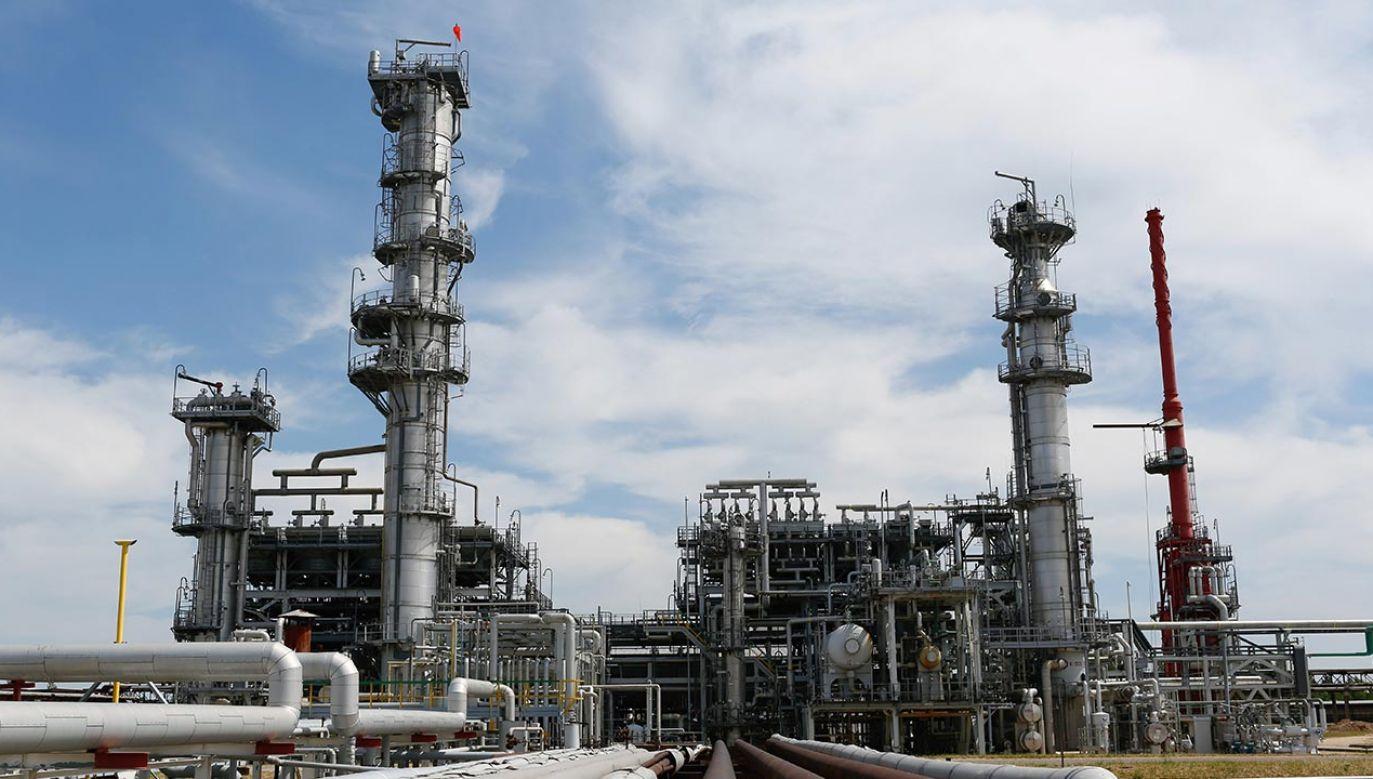 Wartość nowej inwestycji PKN Orlen to ponad 600 mln euro (fot. PAP/Adam Guz)