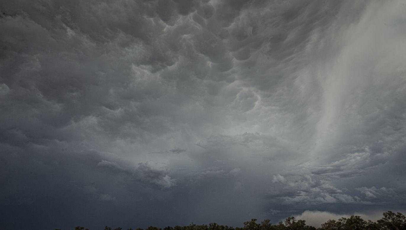 Nawałnice nad południowym wschodem Australii (fot. Mark Evans/Getty Images)