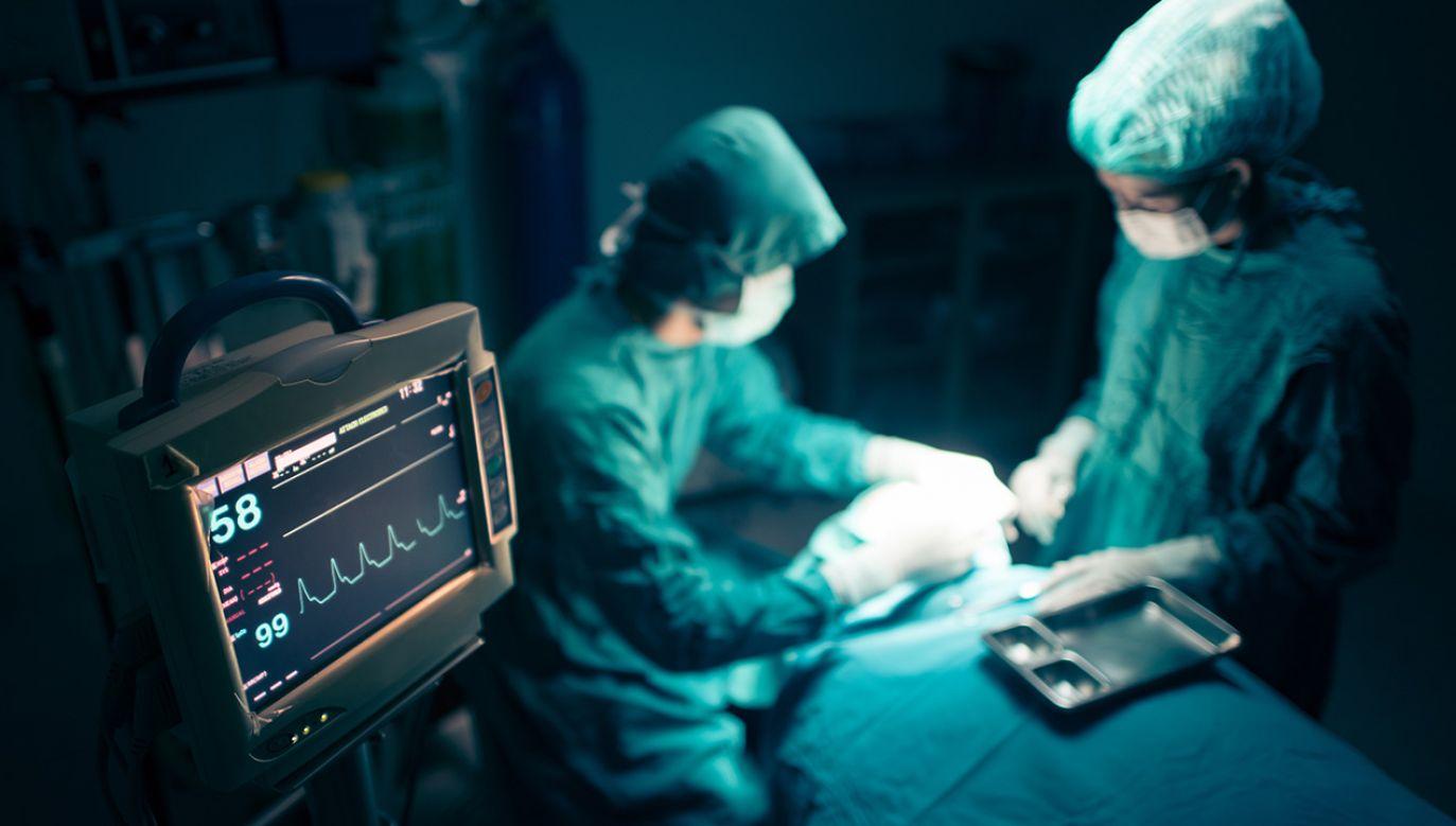 W ciągu ostatnich lat nastąpił największy wzrost nakładów na służbę zdrowia (fot. Shutterstock/xmee)