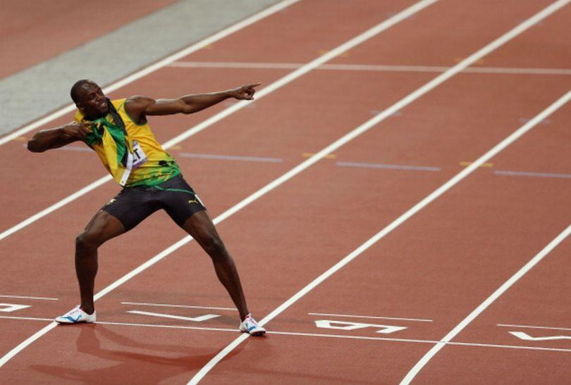 Usain Bolt znów nie dał rywalom szans (fot.Getty Images)