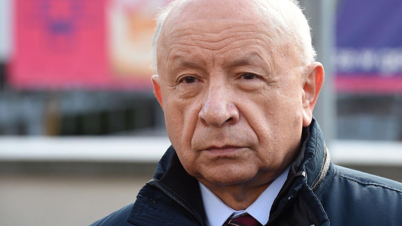 Prof. Bogdan Chazan (fot. PAP/ Radek Pietruszka)