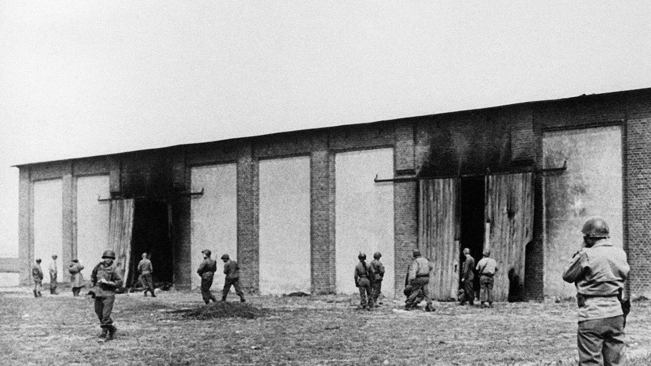 Niemiecka machina śmierci działała do samego końca (fot. Keystone-France\Gamma-Rapho via Getty Images)