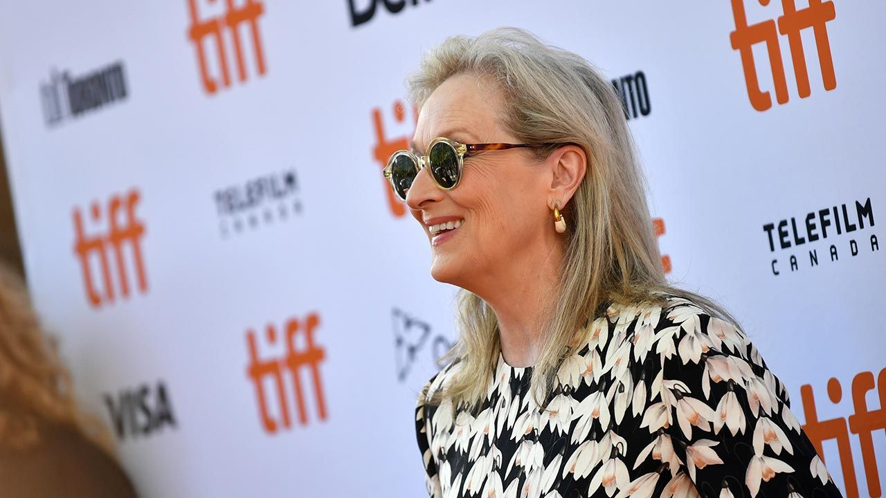 Meryl Streep (fot. Emma McIntyre/Getty Images for Netflix)