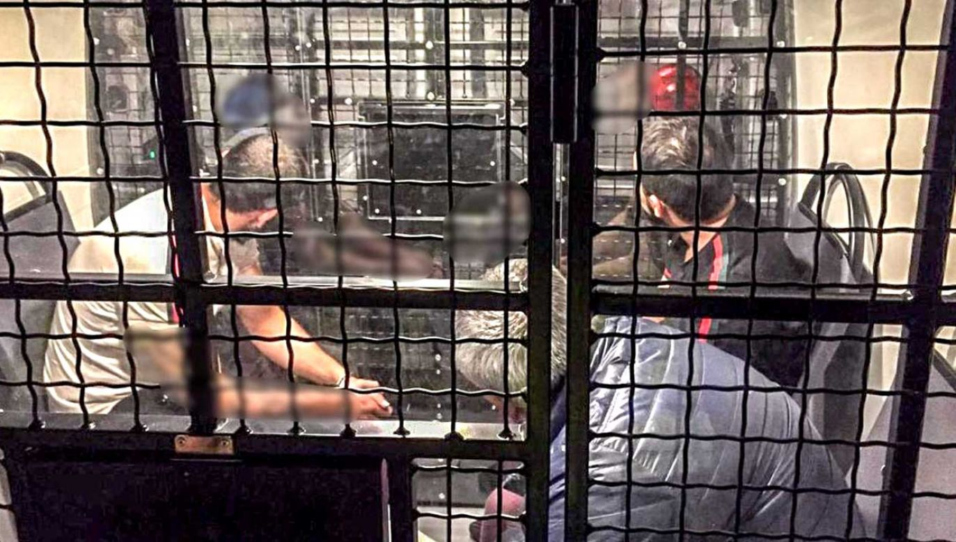 Do sądu został skierowany wniosek o tymczasowe aresztowanie całej trójki (fot. lubuska policja)